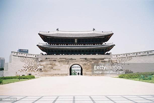 Namdaemun, Sungnyemun, South Gate, Seoul Korea