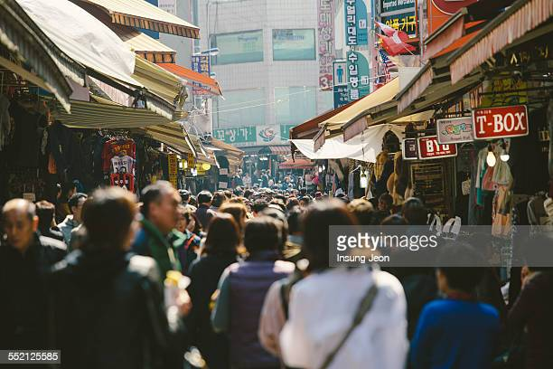Namdaemun traditional market