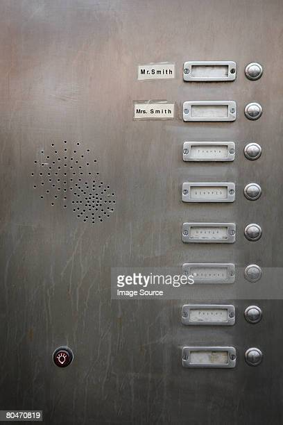 Names and doorbells