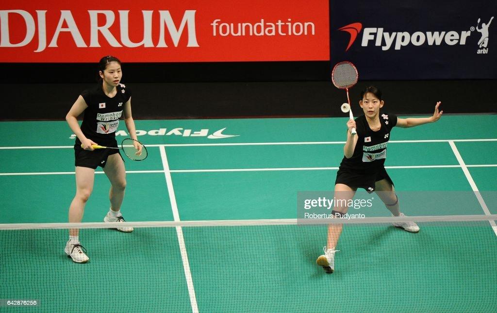 Djarum Superliga Badminton 2017 : News Photo