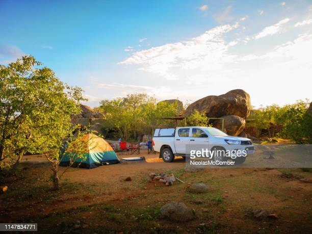 Namibia Damaraland Campingplatz