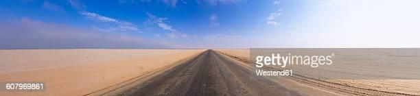 Namibia, Erongo Region, Lonely coastal road C64