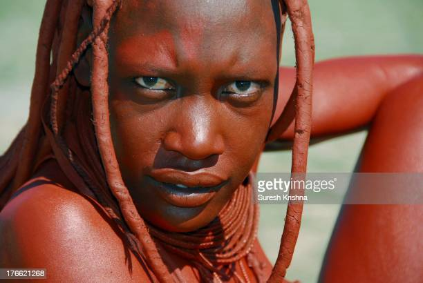 Namibia is home to some 6000 Himba. These friendly people are closely related to the Herero and speak the same language. The Himba are semi nomadic...