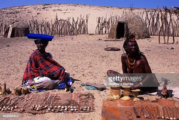 Namibia Skeleton Coast National Park Huab Valley Himba Boy Portrait