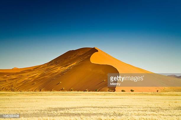 Dune de sable de Namibie