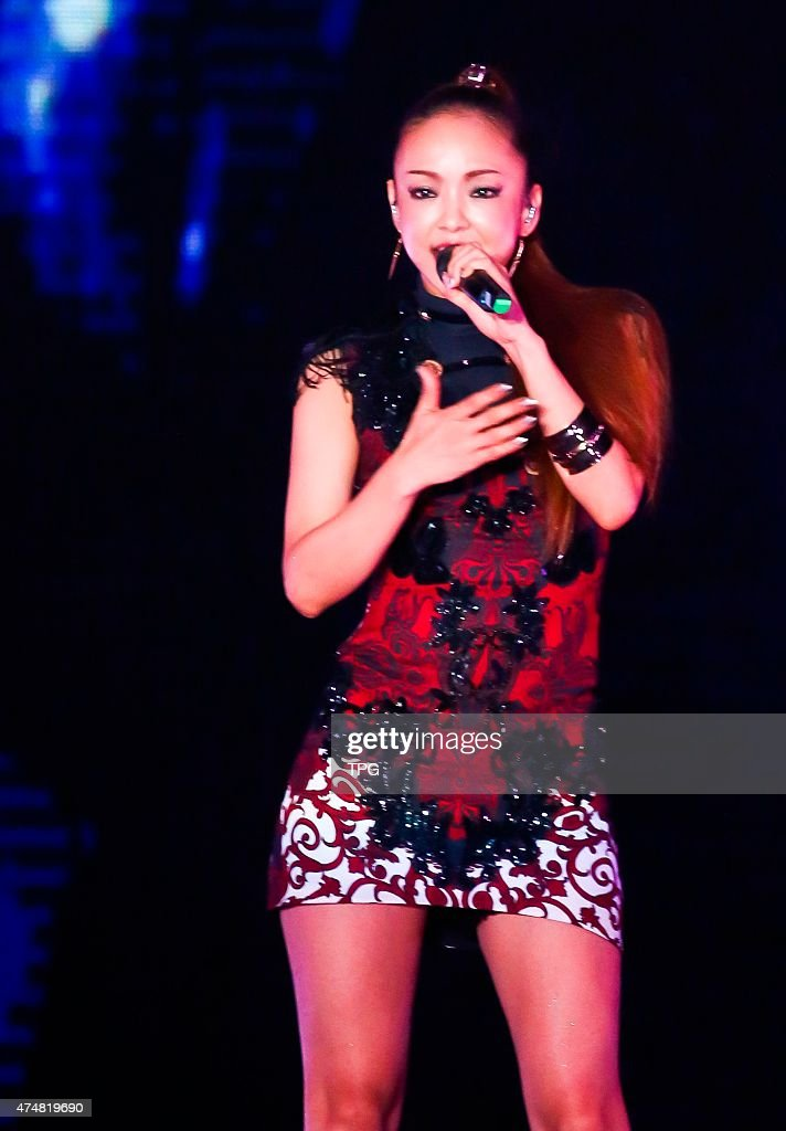 Namie Amuro : News Photo