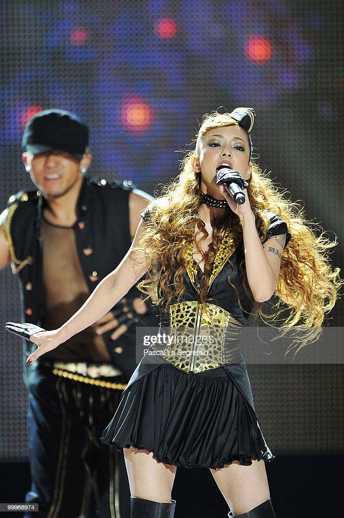 World Music Awards 2010 - Show : ニュース写真