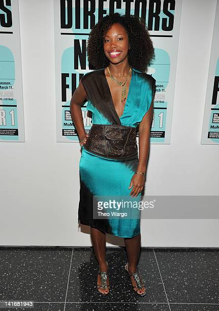 Namik Minter attends the 2012 New Directors/New Films Opening Night Gala at the Museum of Modern Art on March 21 2012 in New York City