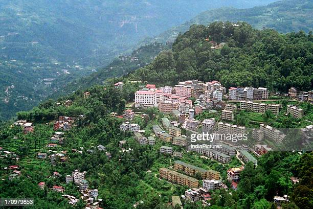 Namnung view point Gangtok Sikkim India