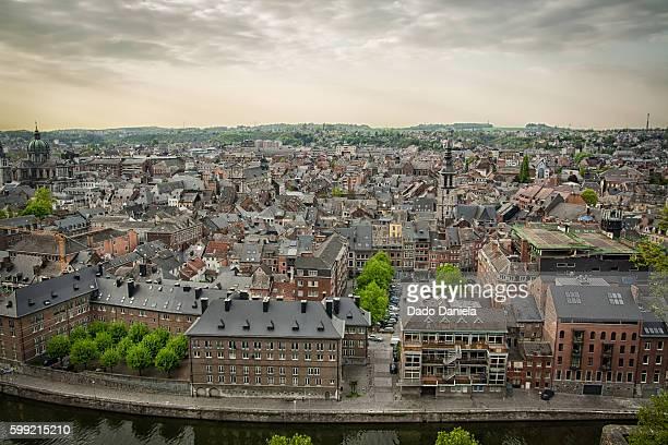 Namur City Panorama