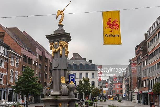 ナミュール-place de l'angle ,ベルギー - ナミュール州 ストックフォトと画像