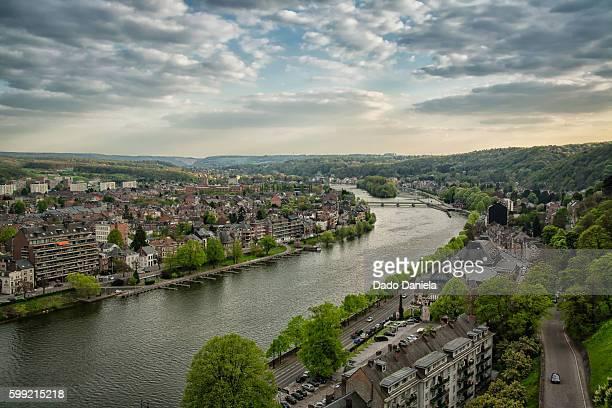 Namur River Meuse