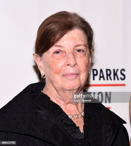 Nan Bush attends the 2017 Gordon Parks Foundation Awards Gala at Cipriani 42nd Street on June 6 2017 in New York City
