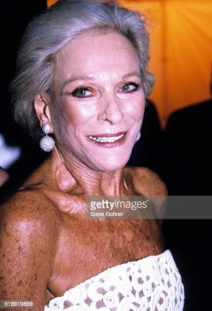 Nan Kempner at American Ballet Theatre Lincoln Center, New York, New York, May 8, 2000.