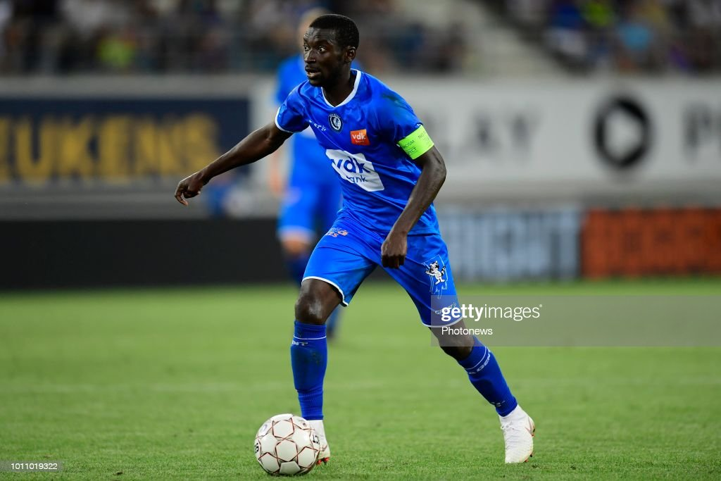 Ghanaian defender Nana Asare signs contract extension with KAA Gent