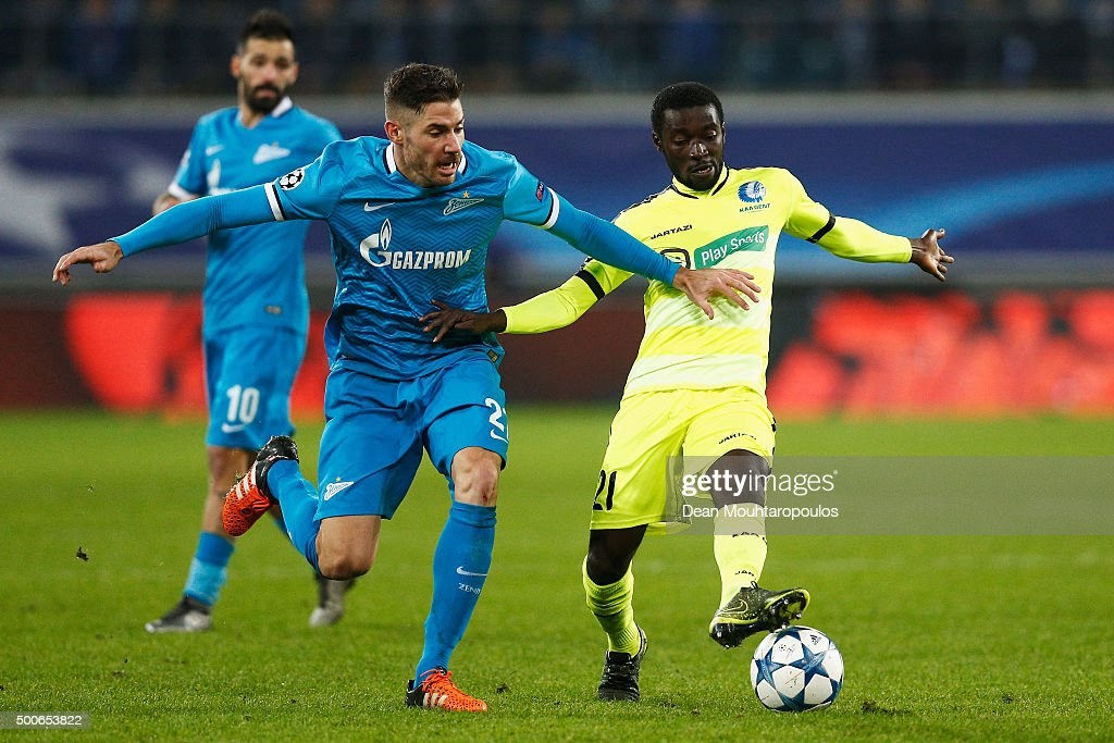 Kaa gent vs zenit betting preview how to follow bet on twitter