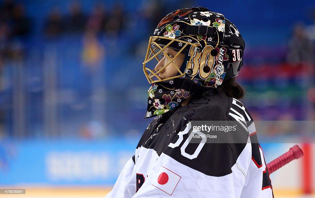 Ice Hockey - Winter Olympics Day 11 - Germany v Japan : ニュース写真