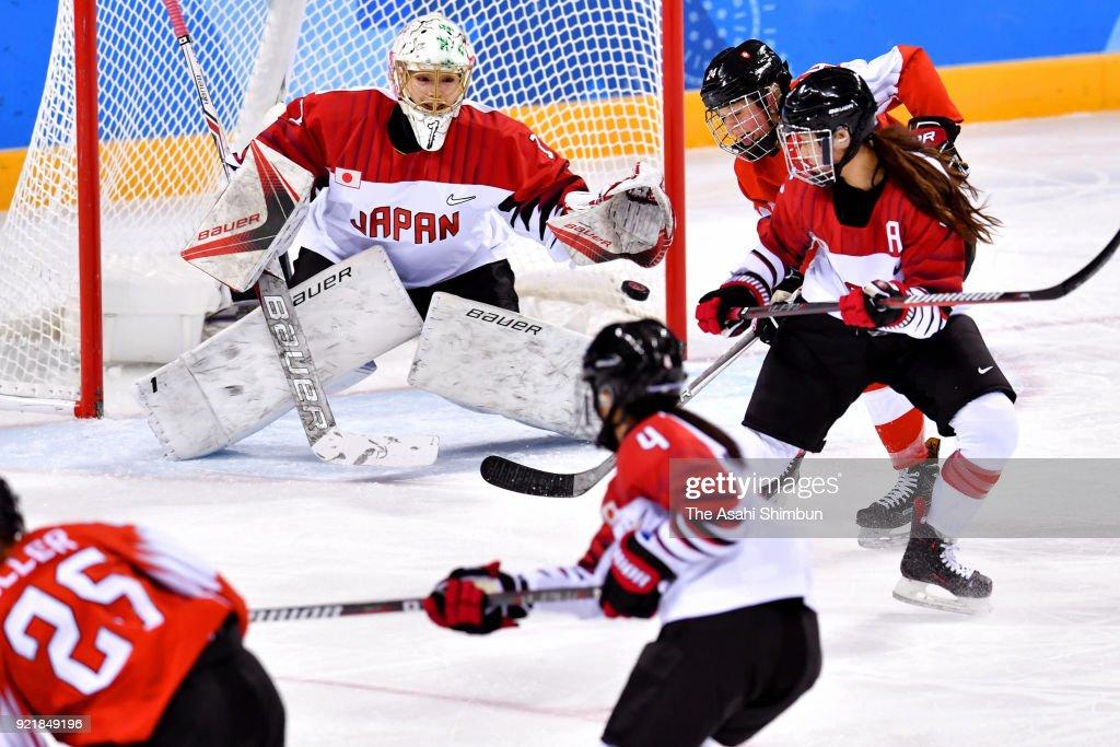 Ice Hockey - Winter Olympics Day 11 : News Photo
