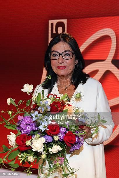 "Nana Mouskouri, ARD-Gala-Show ""Danke, Bio"" , E-Werk, Köln, Nordrhein-Westfalen, Deutschland, Europa, Geburtstagsshow, Geburtstagsfeier, Feier,..."