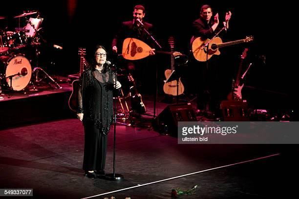 Nana Mouskouri Auftritt Philharmonie Köln