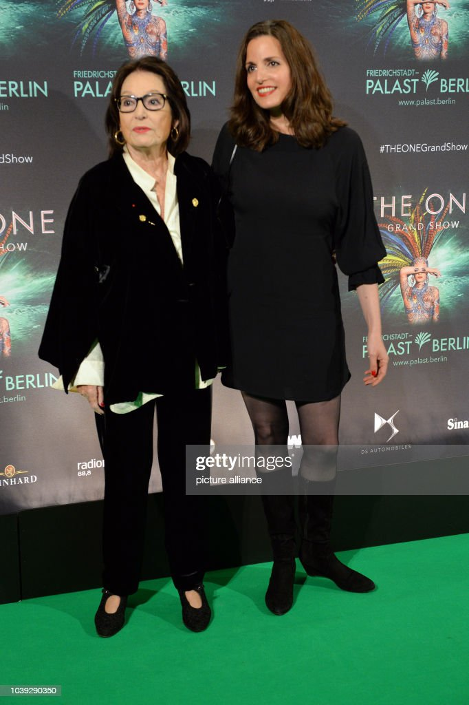 Premiere of new show The One in Berlin : ニュース写真