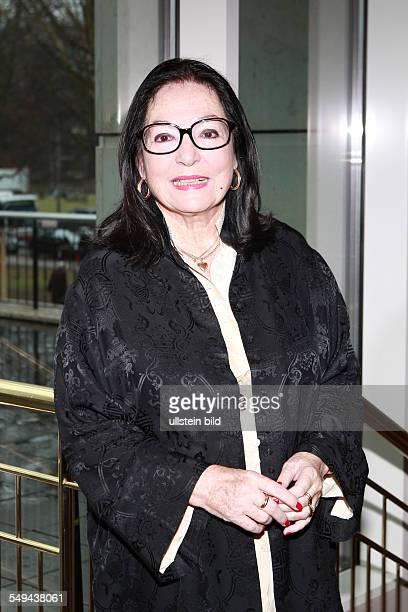 Nana Mouskouri die griechische Saengerin
