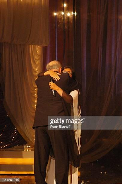 Nana Mouskouri Konzertveranstalter Fritz Rau ARDShow Herzlichen Glückwunsch die M I C A E L S C H A N Z E Jubiläumsgala Europapark Rust Silver Star...