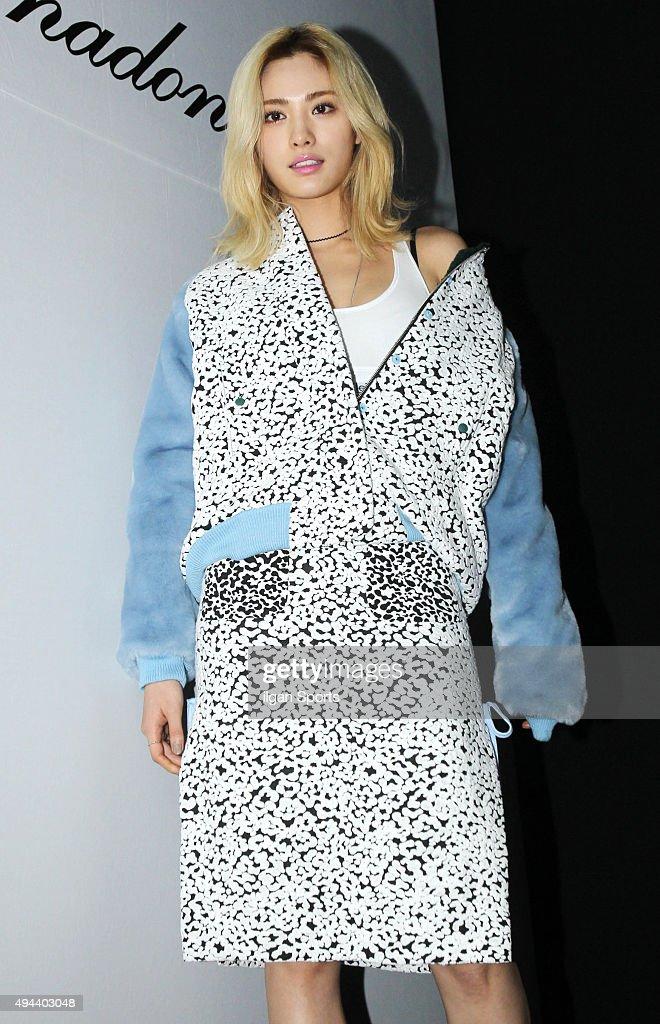 2016 Hera Seoul Fashion Week - Fleamadonna Collection