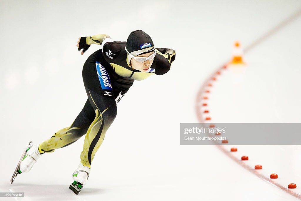 ISU World Single Distances Speed Skating Championships - Day One