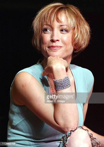 Nana Visitor during Creation Entertainment Presents The 2005 Official Star Trek Convention Day Four at The Las Vegas Hilton Hotel in Las Vegas Nevada...