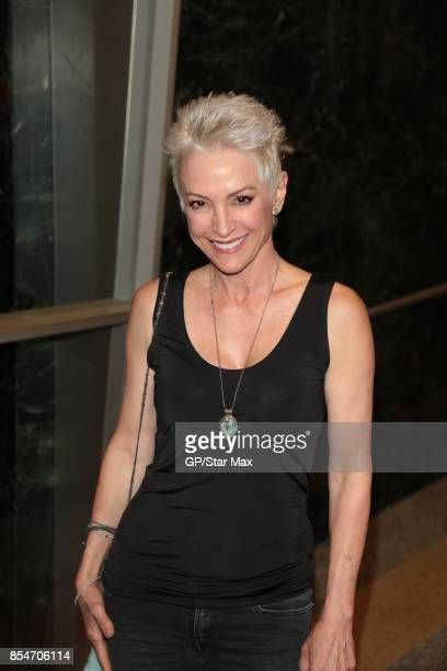 Nana Visitor is seen on September 26 2017 in Los Angeles CA
