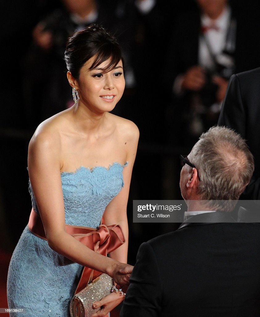 Nanako Matsushima Attends The Wara No Tate Premiere During The 66th News Photo Getty Images