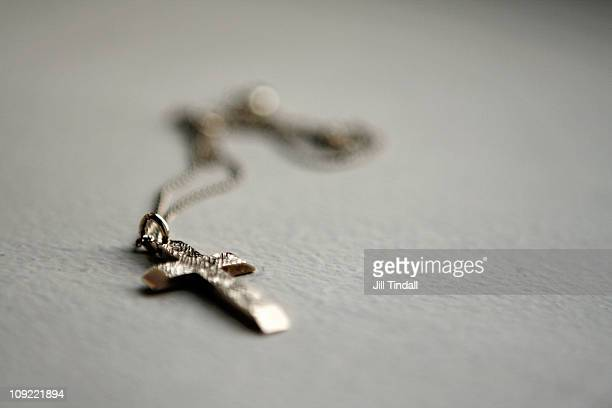 Nana's Cross Necklace