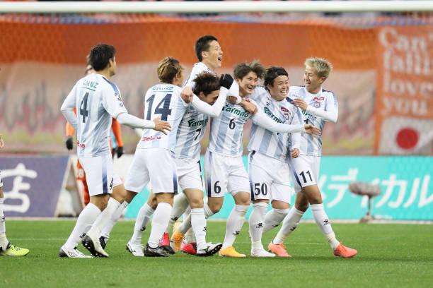 JPN: Albirex Niigata v Thespa Kusatsu Gunma - J.League Meiji Yasuda J2