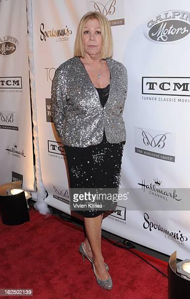 Nancee Borgnine attends The Borgnine Movie Star Gala at Sportsmen's Lodge Event Center on February 23 2013 in Studio City California