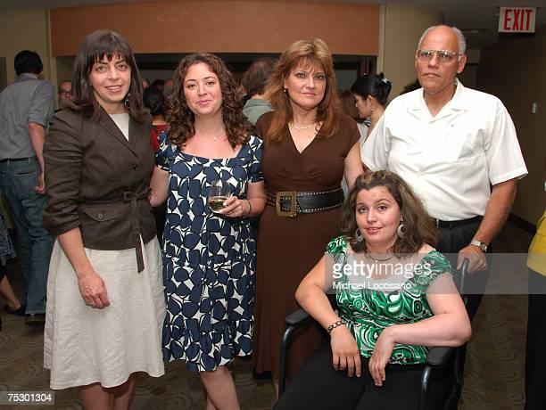 Nancy Abraham Vice President HBO Original Programming and Documentaries Liz Garbus Director and Producer Mirian Guzman Roxy Guzman and Wilson Santiago