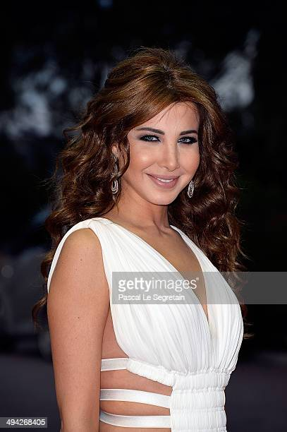 Nancy Ajram arrives to the World Music Awards at Sporting MonteCarlo on May 27 2014 in MonteCarlo Monaco