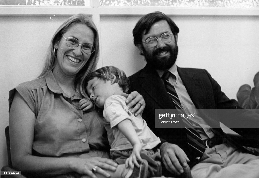 Nancy And Mike Samuels Authors Of The Well Baby Book Lewis News Photo Getty Images