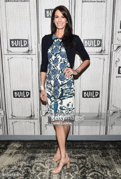 Nancy Armstrong attends the Build Series to discuss Phil Donahue's Makers Men video at Build Studio on April 24 2017 in New York City