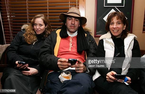 Nancy Bagley Soroush Richard Shehabi and Robin Bronk