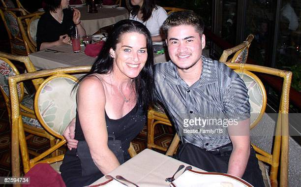 ACCESS*** Nancy Beatie and Thomas Beatie in Hawaii in 2003