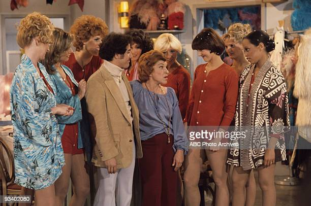 S BEAUTIES 1977 Nancy Blansky was den mother to a bevy of beautiful Las Vegas showgirls in this shortlived comedy which was a spinoff of Happy Days...