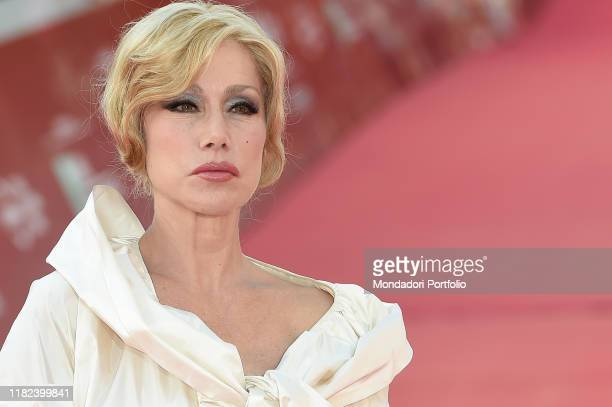 Nancy Brilli at Rome Film Fest 2019. Rome , October 19th, 2019