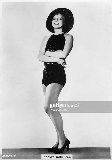 Nancy Carroll American film actress 1938 Nancy Carroll became a successful talkies actress because her musical background enabled her to play in the...
