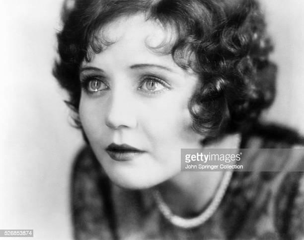 Nancy Carroll's Character Daisey Heath From 1928's The Shopworn Angel