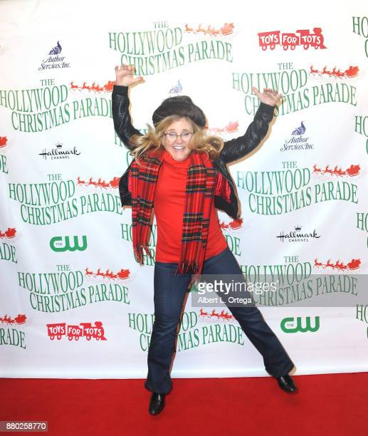 nancy cartwright arrives at the 86th annual hollywood christmas parade held at author services inc on