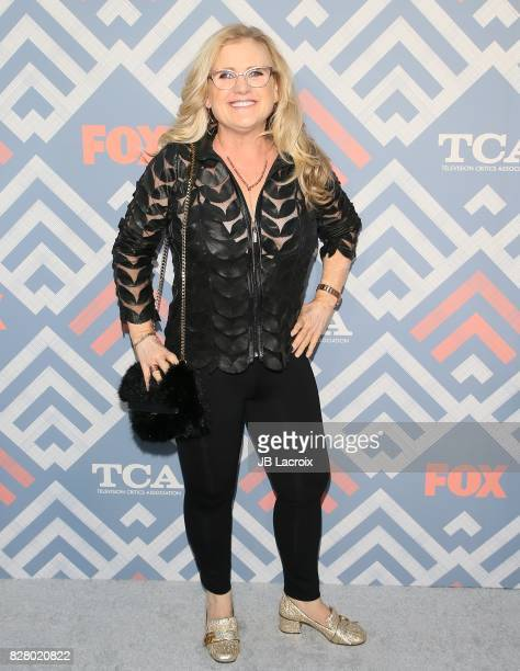 Nancy Cartwright attends the 2017 Summer TCA Tour 'Fox' on August 08 2017 in Los Angeles California