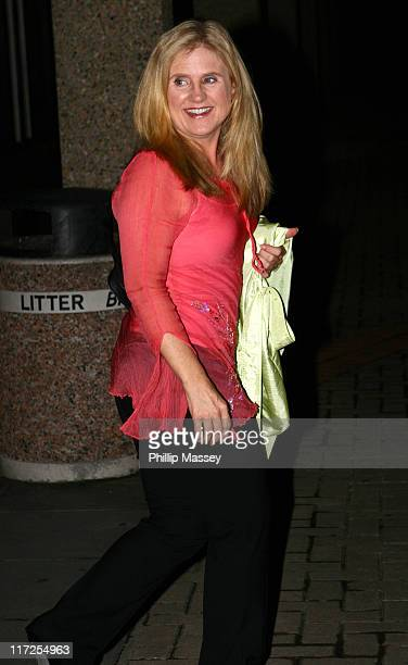 Nancy Cartwright during Guests Arriving at The Late Late Show with Pat Kenny in Dublin - September 22, 2006 at RTE Studios in Dublin, Ireland.