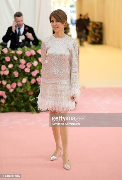 Nancy Chilton attends The 2019 Met Gala Celebrating Camp: Notes on Fashion at Metropolitan Museum of Art on May 06, 2019 in New York City.