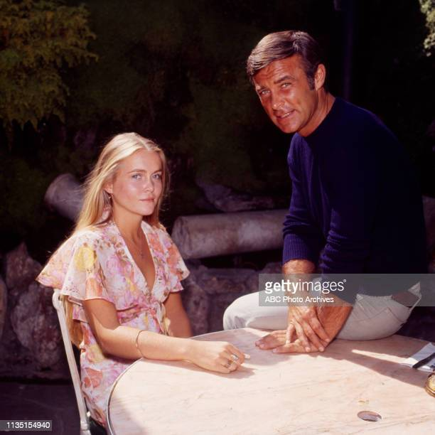 Nancy Conrad Robert Conrad appearing in the Walt Disney Television via Getty Images tv series 'Assignment Vienna'